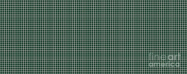 Painting - 23a1 Abstract Geometric Digital Art Green by Ricardos Creations