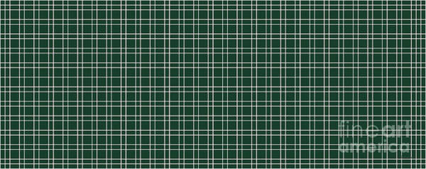 Painting - 23c1 Abstract Geometric Digital Art Green by Ricardos Creations