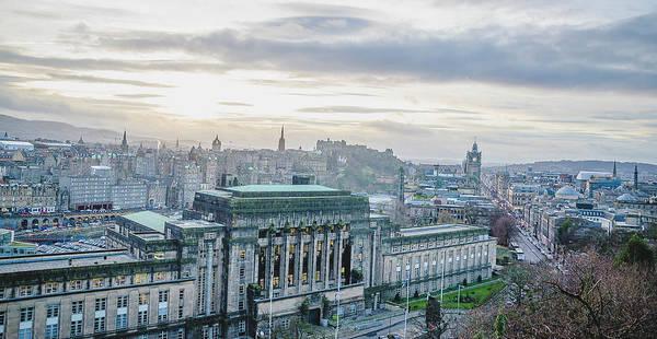 Photograph - Edinburgh by Edyta K Photography
