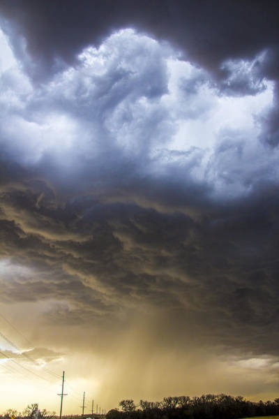 Photograph - First Nebraska Storm Chase 2015 by NebraskaSC