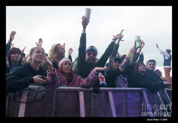 Photograph - Steelhouse Festival 2016 by Jenny Potter