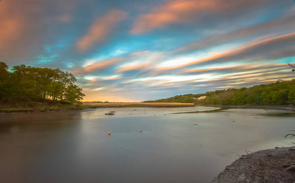 Photograph - 25 Seconds Of Sunset by Brian MacLean