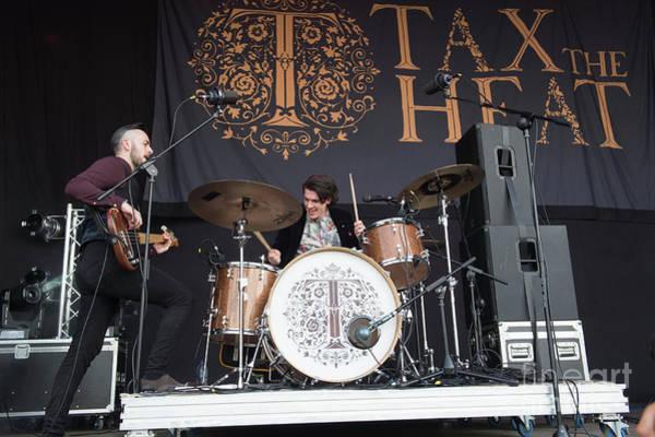 Photograph - Tax The Heat by Jenny Potter