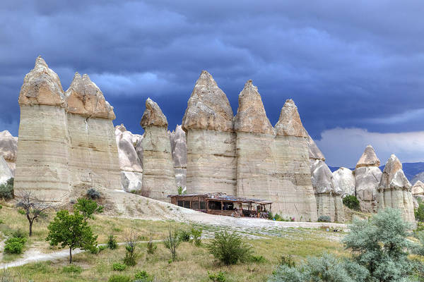 Wall Art - Photograph - Cappadocia - Turkey by Joana Kruse