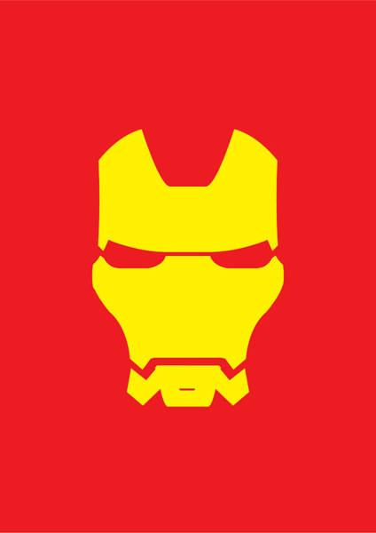 Civil War Digital Art - Iron Man by Geek N Rock