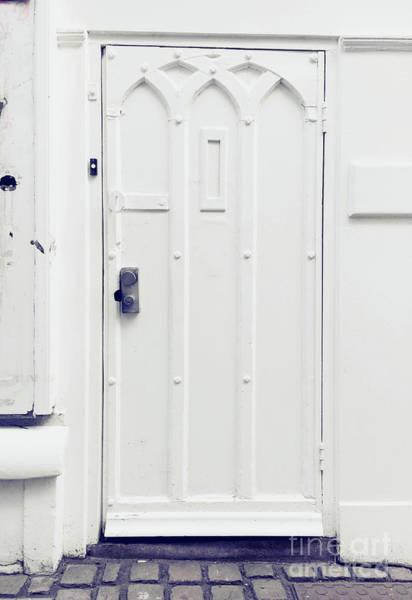 Wall Art - Photograph - Wooden Door by Tom Gowanlock