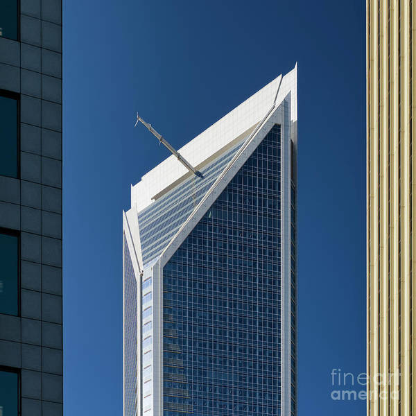 Photograph - City Of Charlotte, Nc Architecture by Patrick M Lynch
