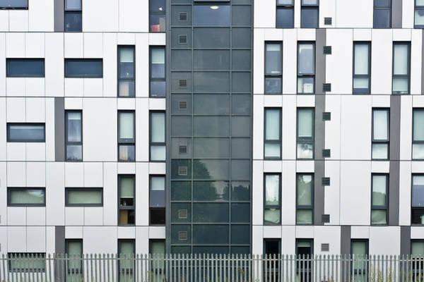 Aspect Wall Art - Photograph - Modern Building by Tom Gowanlock