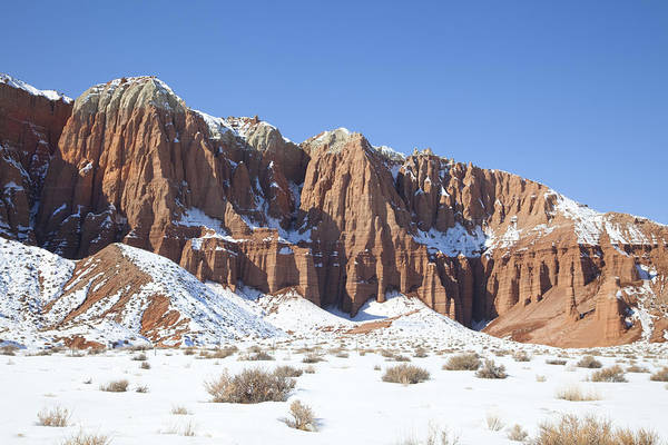 Photograph - Capitol Reef National Park by Mark Smith
