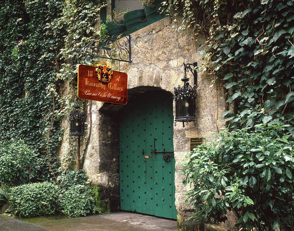 Photograph - 2b6343 Buena Vista Tasting Room Entrance by Ed Cooper Photography