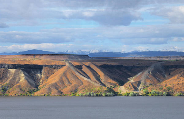 Photograph - 2d07807 Cj Strike Reservoir by Ed Cooper Photography