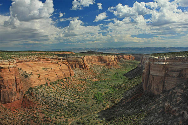Photograph - 2d10377 Ute Canyon by Ed Cooper Photography