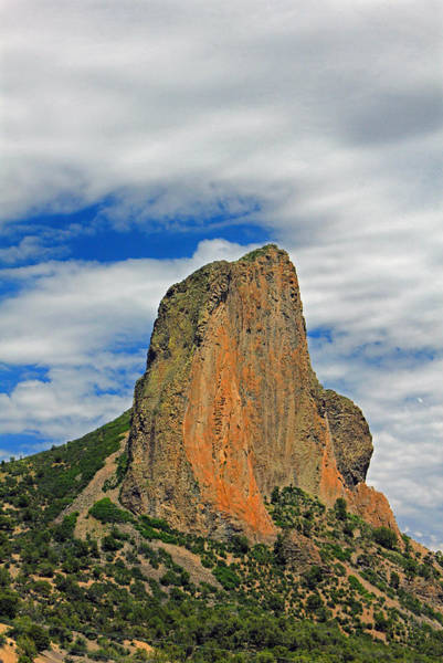 Photograph - 2d10388 Needle Rock 1 by Ed Cooper Photography