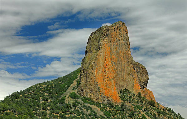 Photograph - 2d10389-h Needle Rock 2 by Ed Cooper Photography