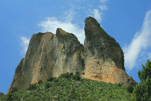Photograph - 2d10390 Needle Rock 3 by Ed Cooper Photography
