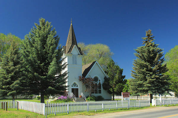 Photograph - 2d11117 Little Church Of The Crossroads H by Ed Cooper Photography