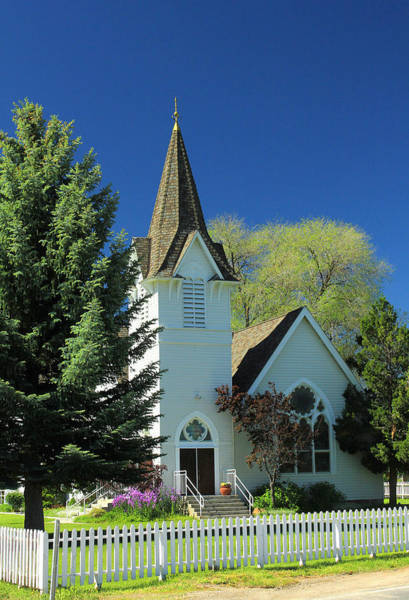 Photograph - 2d11118 Little Church Of The Crossroads 2 by Ed Cooper Photography