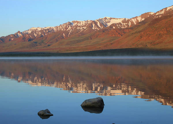 Photograph - 2da5931 Steens Mountain Sunrise Reflect by Ed Cooper Photography