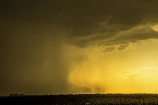 Photograph - 2nd To Last Storm Of The 2017 Season 011 by NebraskaSC