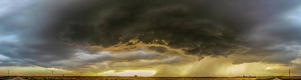 Photograph - 2nd To Last Storm Of The 2017 Season 028 by NebraskaSC