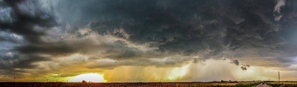 Photograph - 2nd To Last Storm Of The 2017 Season 029 by NebraskaSC