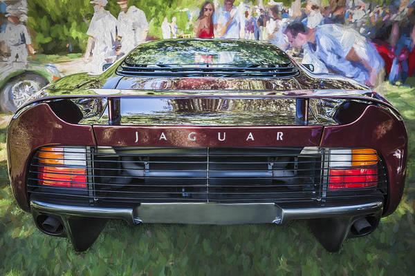 Photograph - 1993 Jaguar Xj 220 Super Car  by Rich Franco