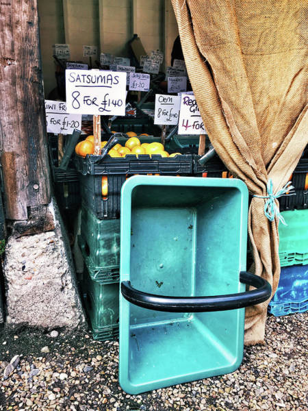 Beetroot Wall Art - Photograph - A Farmers' Market by Tom Gowanlock