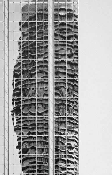 Photograph - Abstract Architecture - Mississauga by Shankar Adiseshan