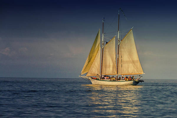 Photograph - Appledore Iv by Jack R Perry