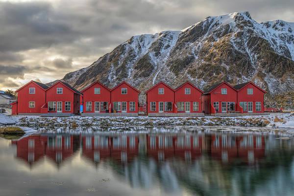 Wall Art - Photograph - Ballstad, Lofoten - Norway by Joana Kruse