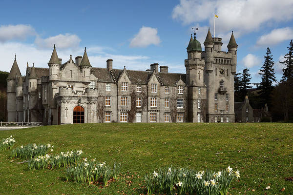Balmoral Castle Art Print