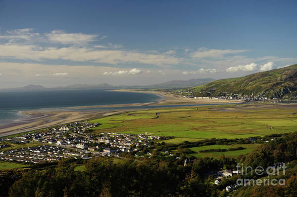 Photograph - Barmouth And The Mawddach Estuary, Wales Uk by Keith Morris