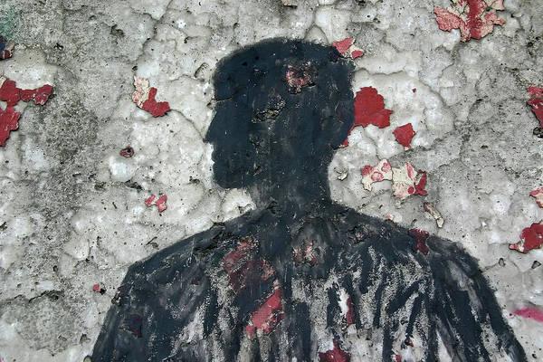 Photograph - Berlin Wall Mural by KG Thienemann