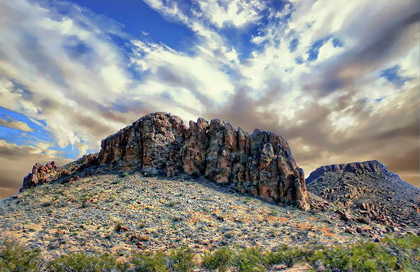 Photograph - Big Bend National Park by Anthony Dezenzio