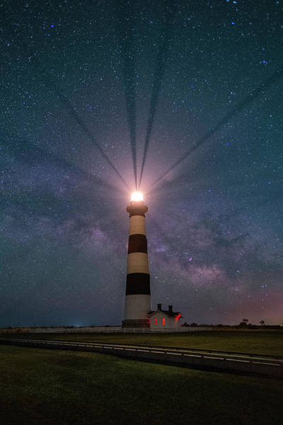 Bodie Photograph - Bodie Lighthouse by Robert Fawcett
