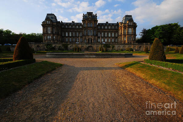 Wall Art - Photograph - Bowes Museum by Smart Aviation