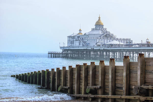Brighton Pier Photograph - Brighton Pier by Martin Newman