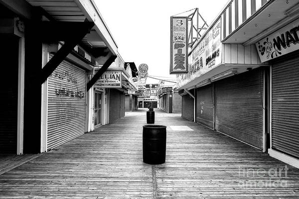 Pizza Photograph - 3 Brothers Pizza At Seaside Heights by John Rizzuto