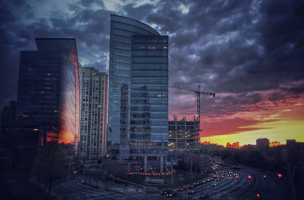 Photograph - Buckhead by Mike Dunn