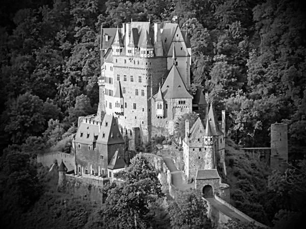 Burg Eltz - Moselle Art Print