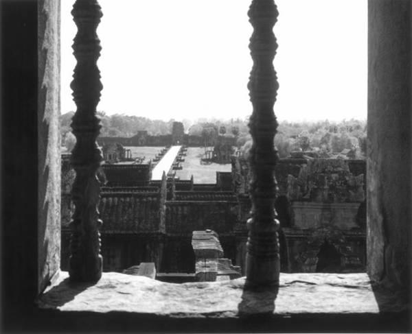 Photograph - Cambodia: Angkor Wat by Granger