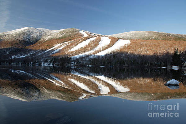 Photograph - Cannon Mountain - White Mountains New Hampshire Usa by Erin Paul Donovan