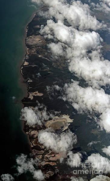 El Toro Photograph - Cayos De Las Doce Leguas, Cuba Aerial Photo by David Oppenheimer