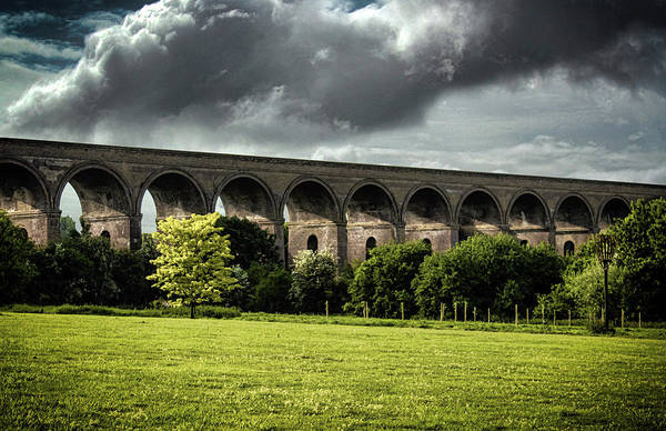 Essex Photograph - Chappel Viaduct by Martin Newman