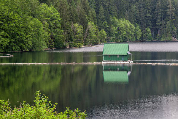 Photograph - Cleveland Dam by Ross G Strachan