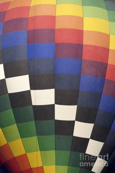 Wall Art - Photograph - Closeup Of Hot Air Balloon by Anthony Totah