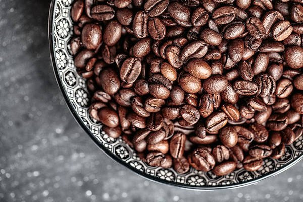 Making Wall Art - Photograph - Coffee by Nailia Schwarz