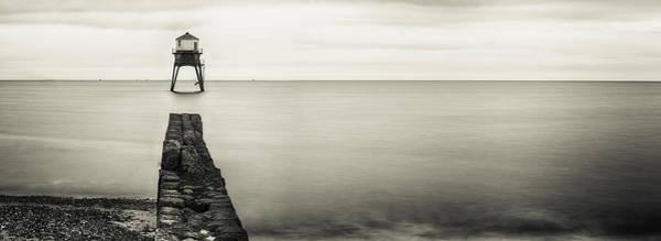 Essex Wall Art - Photograph - Dovercourt Lighthouse by Nigel Jones