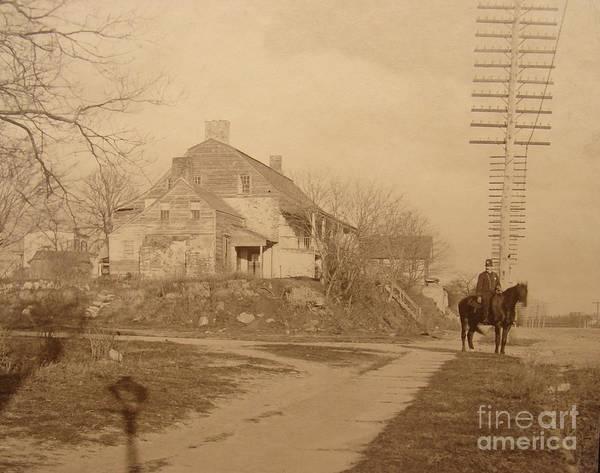 Photograph - Dyckman Farmhouse  by Cole Thompson