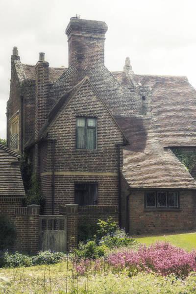 English Countryside Photograph - English Cottage by Joana Kruse